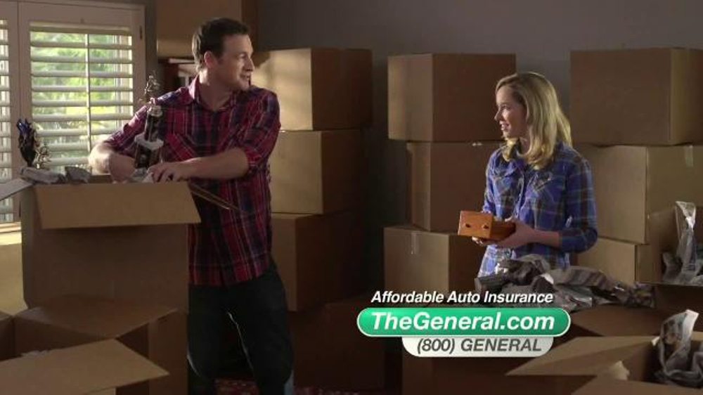 The General Renter's Insurance TV Commercial, 'Get Both ...