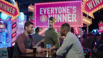 Dave and Buster's Everyone's a Winner TV Spot, 'Everyone Wins'