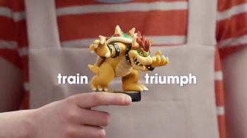 Nintendo Amiibo Figures TV Spot, 'The New Amiibos Are Here' - 386 commercial airings