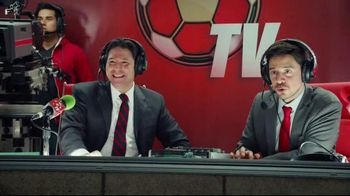 Redd's Green Apple Ale TV Spot, 'Fútbol' [Spanish]