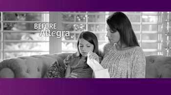 Allegra TV Spot, 'Amy's Allergies' - Thumbnail 1