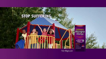 Allegra TV Spot, 'Amy's Allergies' - Thumbnail 10
