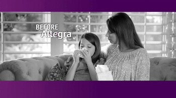 Allegra TV Spot, 'Amy's Allergies' - Thumbnail 2