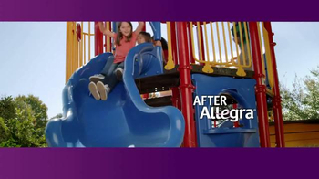 Allegra TV Spot, 'Amy's Allergies' - Thumbnail 3