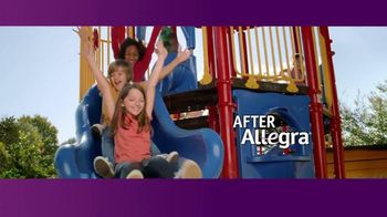Allegra TV Spot, 'Amy's Allergies' - Thumbnail 4