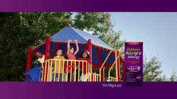 Allegra TV Spot, 'Amy's Allergies' - Thumbnail 9
