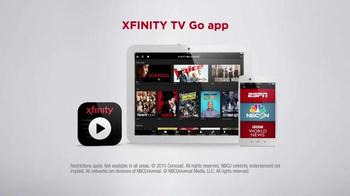 XFINITY TV Go App TV Spot, 'Watch TV Anywhere' - Thumbnail 8