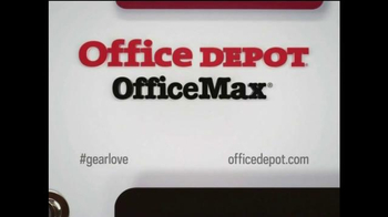 Office Depot Buy Two, Get One Free TV Spot, 'Gearcentric' - Thumbnail 5