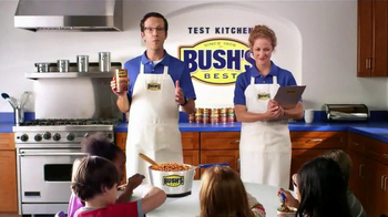 Bush's Best Baked Beans TV Spot, 'Ixnay on the Egetablevay'