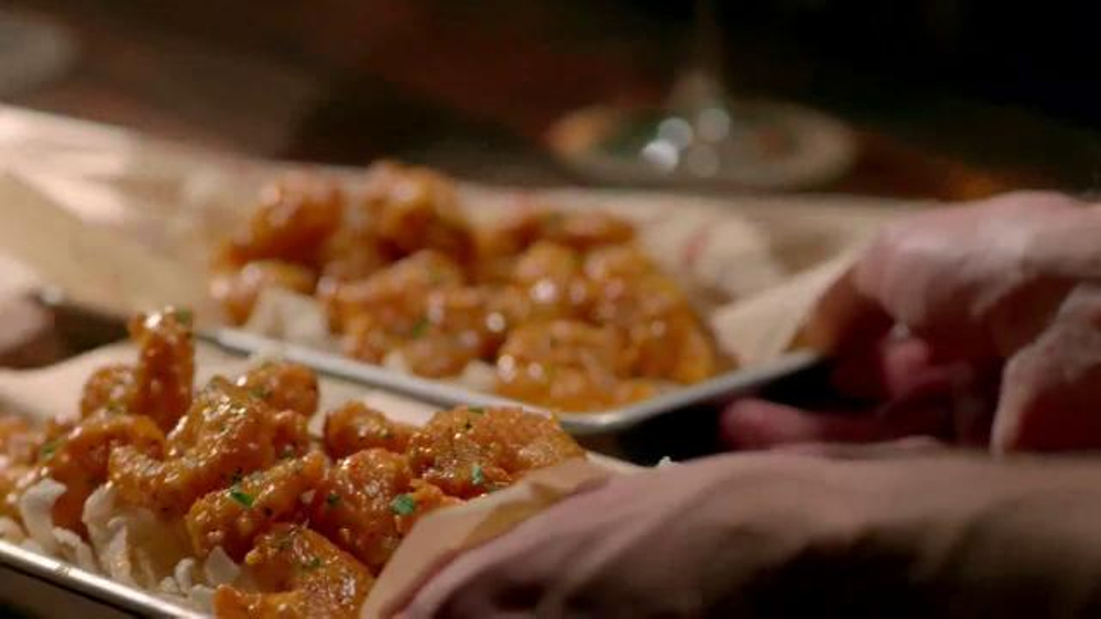 Applebee S Siracha Shrimp Tv Commercial Our Shrimp Is