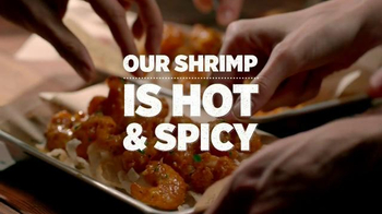 Applebee's Siracha Shrimp TV Spot, 'Our Shrimp is Hot and Spicy' - Thumbnail 3