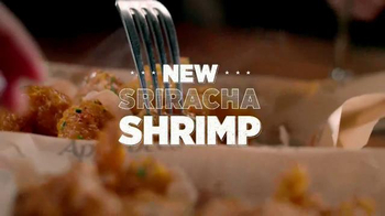 Applebee's Siracha Shrimp TV Spot, 'Our Shrimp is Hot and Spicy' - Thumbnail 8