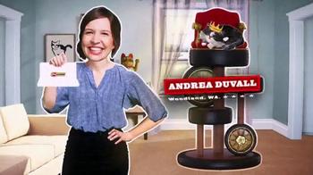 Les Schwab Tire Centers Spring Tire Sale TV Spot, 'Andrea Duvall'