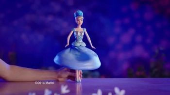 Disney Princess Twirling Skirt Cinderella Doll TV Spot, 'Dreams Come True'