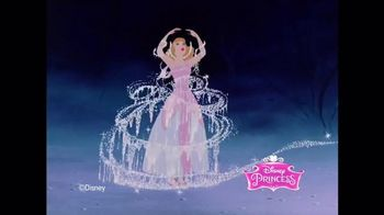 Disney Princess Twirling Skirt Cinderella Doll TV Spot, 'Dreams Come True' - Thumbnail 1