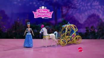 Disney Princess Twirling Skirt Cinderella Doll TV Spot, 'Dreams Come True' - Thumbnail 10