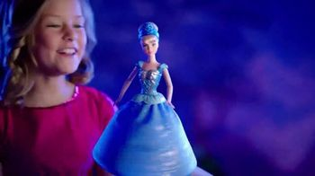 Disney Princess Twirling Skirt Cinderella Doll TV Spot, 'Dreams Come True' - Thumbnail 4