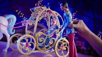 Disney Princess Twirling Skirt Cinderella Doll TV Spot, 'Dreams Come True' - Thumbnail 9