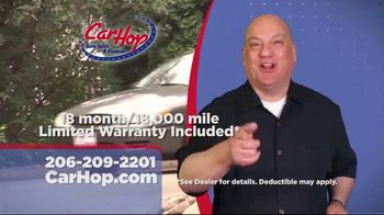 CarHop Auto Sales & Finance TV Spot, 'Fast and Easy Approval' - Thumbnail 2