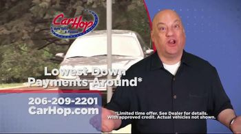 CarHop Auto Sales & Finance TV Spot, 'Fast and Easy Approval' - Thumbnail 3