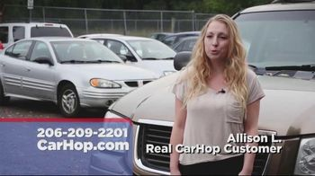 CarHop Auto Sales & Finance TV Spot, 'Fast and Easy Approval' - Thumbnail 4