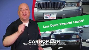 CarHop Auto Sales & Finance TV Spot, 'Fast and Easy Approval' - Thumbnail 7
