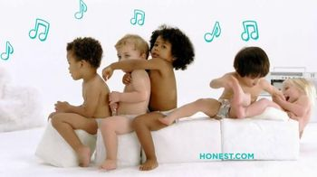 Honest Diapers TV Spot, 'All About That Honest' Song by Meghan Trainor