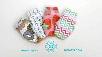 Honest Diapers TV Spot, 'All About That Honest' Song by Meghan Trainor - Thumbnail 2