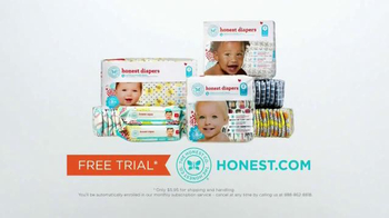 Honest Diapers TV Spot, 'All About That Honest' Song by Meghan Trainor - Thumbnail 5
