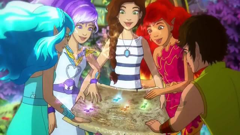 LEGO Elves Sets TV Commercial, 'Emily's Magical Journey' - iSpot.tv