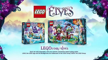 LEGO Elves Sets TV Spot, 'Emily's Magical Journey' - Thumbnail 9