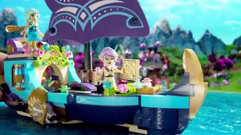 LEGO Elves Sets TV Spot, 'Emily's Magical Journey' - Thumbnail 6