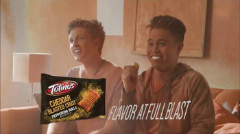 Totino's Cheddar Blasted Crust Pepperoni Rolls TV Spot, 'Full Blast' - Thumbnail 10