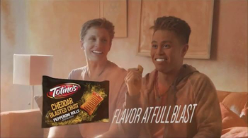 Totino's Cheddar Blasted Crust Pepperoni Rolls TV Spot, 'Full Blast' - Thumbnail 9