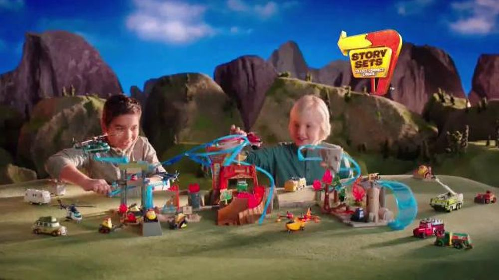 disney planes fire rescue story sets tv commercial. Black Bedroom Furniture Sets. Home Design Ideas