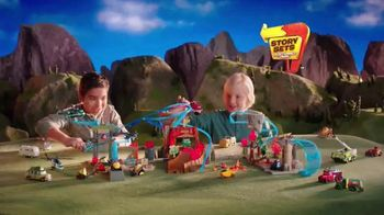 Disney Planes Fire & Rescue Story Sets TV Spot, 'Save the Day'