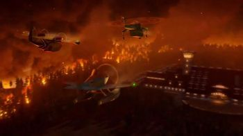 Disney Planes Fire & Rescue Story Sets TV Spot, 'Save the Day' - Thumbnail 5