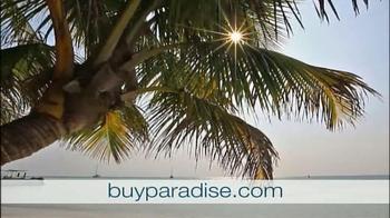 Buy Paradise TV Spot, 'Your Ticket to Paradise' - Thumbnail 7