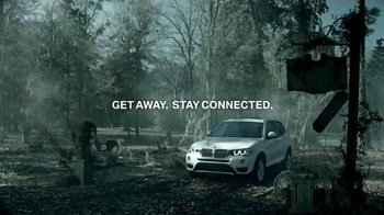 2015 BMW X3 xDRIVE28i TV Spot, 'Sports Activity Sales Event: Cute Cottage' - Thumbnail 6