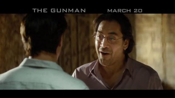The Gunman - Alternate Trailer 4