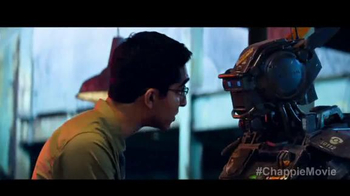 Chappie - Alternate Trailer 16