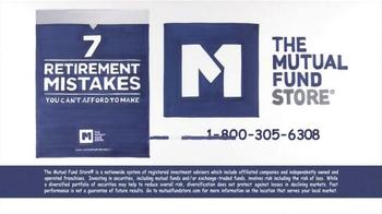 The Mutual Fund Store TV Spot, 'Retirement Speech' - Thumbnail 9
