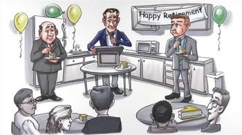 The Mutual Fund Store TV Spot, 'Retirement Speech' - Thumbnail 1