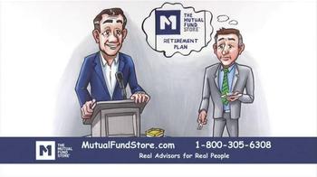 The Mutual Fund Store TV Spot, 'Retirement Speech' - Thumbnail 5