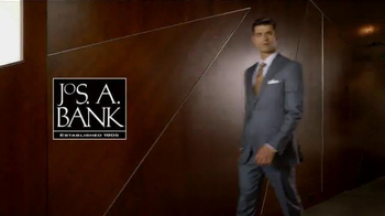 JoS. A. Bank Buy One Get Three Free TV Spot, 'All Suits Included' - Thumbnail 1