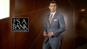 JoS. A. Bank Buy One Get Three Free TV Spot, 'All Suits Included' - Thumbnail 2