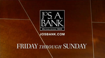 JoS. A. Bank Buy One Get Three Free TV Spot, 'All Suits Included' - Thumbnail 9