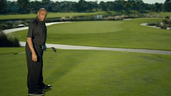 Nike Vapor Driver TV Spot, 'Why Change?' Feat. Tiger Woods, Charles Barkley