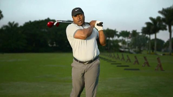 Nike Vapor Driver TV Spot, 'Why Change?' Feat. Tiger Woods, Charles Barkley - Thumbnail 4