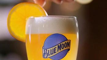 Blue Moon TV Spot, 'The Orange on Top' - Thumbnail 8